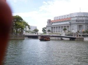 Esplanade in Singapore