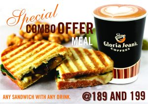 International Coffee Day Offer