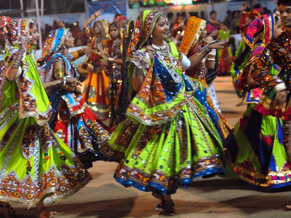 garba and dandiya play - photo #5
