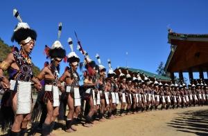 Hornbill Festival in Nagaland continue