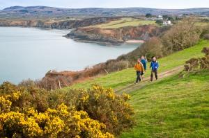 Pembrokeshire Coastline Wales