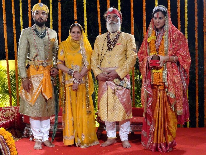 Lakshyaraj Singh Mewar Of Udaipur Rajasthan India Ties
