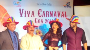 VIVA CARNAVAL 2014 announcement event