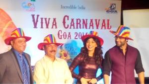 VIVA CARNAVAL 2014 announcement event