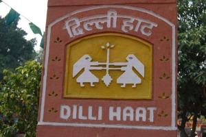 Delhi Haat