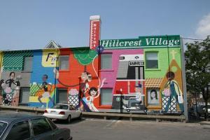 Hillcrest village, Toronto, Canada