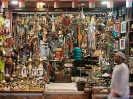 Shopping in oman