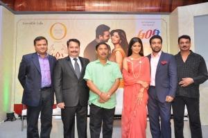 Goa Tourism - At Goa Wedding Show PC - (l-r) Nikhil Desai,Nilesh Cabral,Dilip Parulekar,Shilpa Shetty, Raj Kundra,Wendell Rodricks 2