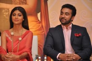 Goa Tourism - At Goa Wedding Show PC - Shilpa Shetty, Raj Kundra