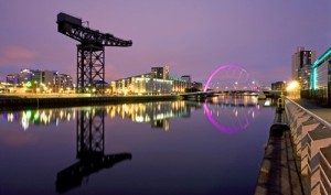 """With a string of thumping live music venues, a sartorial scene to rival London's and a skyline shaped by starchitects, Glasgow is Scotland's creative capital..."""