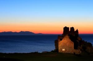 dunure_scotland