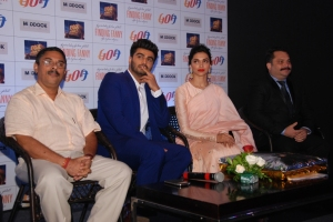 GTDC association with Finding Fanny press conference