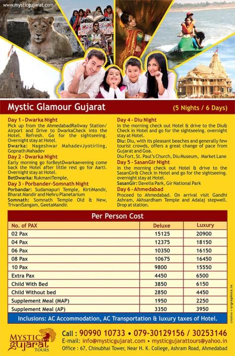 Mystic Gujarat