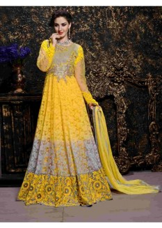 Anarkali yello