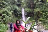 Sonia & Arjun At Banjakhri Falls