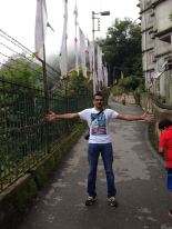 Our own family grown SRK in Sikkim