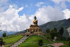 130- feet Buddha Statue in Buddha Park