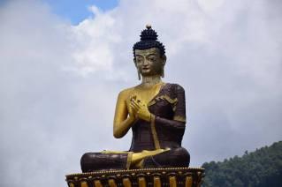 Majestic Serene Buddha