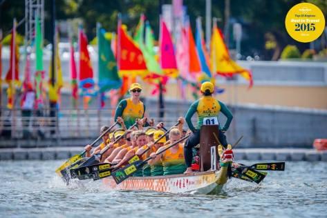 Boat race Macau Moments