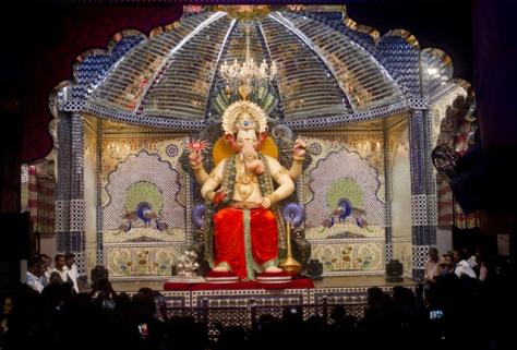 Lal Bagh ka Raja, Mumbai
