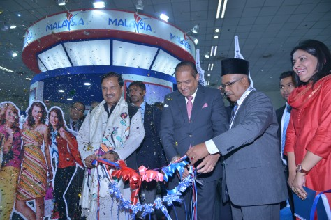 Dr Mahesh Sharma, Hon'ble Minister of State (Independent charge) Ministry of Tourism & Culture