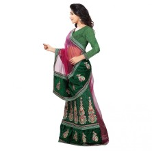 Beautiful world of Triveni Lehenga Sarees