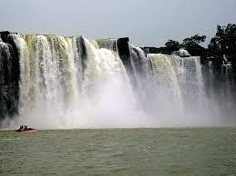 Chitrakoot Falls: India's answer to the USA's Niagra Falls!!!