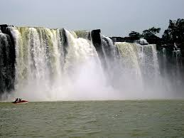 Chitrakoot Falls: India's answer to the USA's Niagra Falls!!!