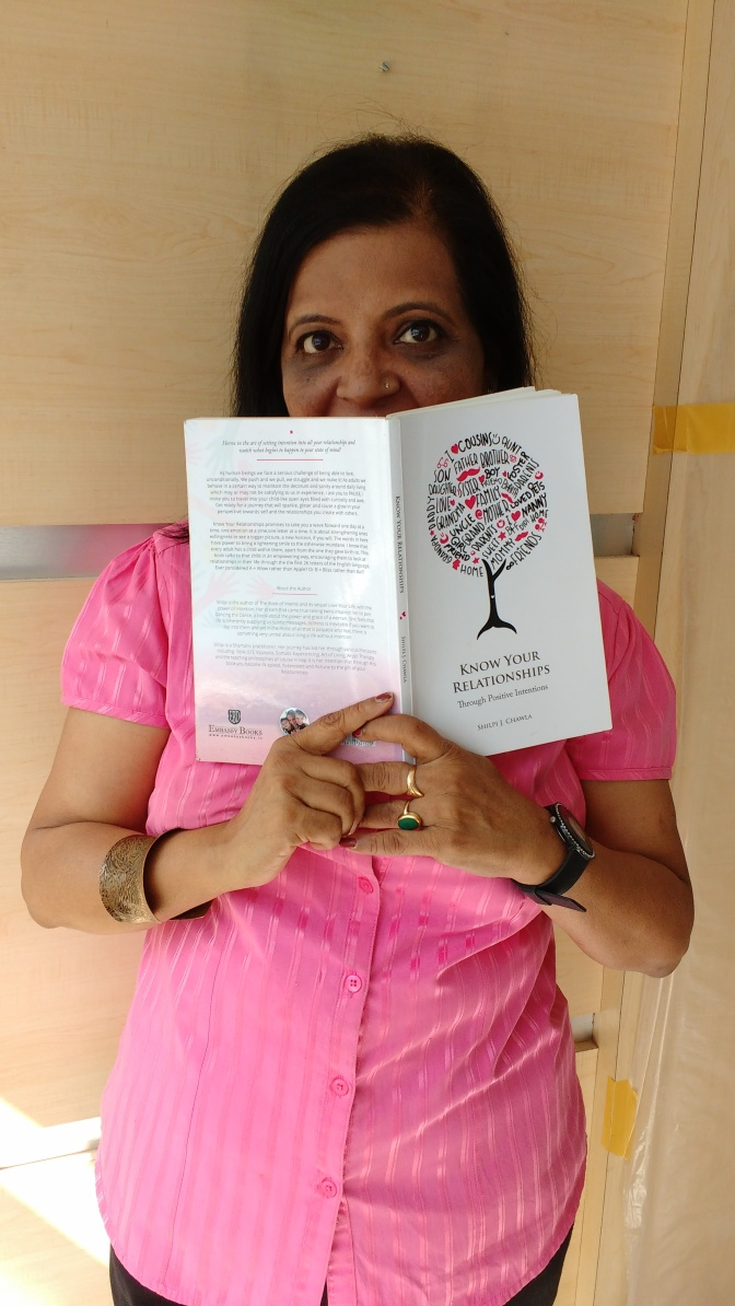 KNOW YOUR RELATIONSHIPS – Through Positive Intentions by Shilpi J Chawla