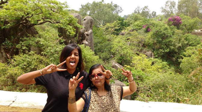 Honey Moon Point, Mt. Abu, most serene point!
