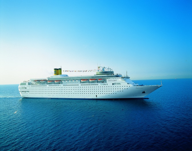 Come 'Costa Cruise' from Mumbai, & explore Incredible India!