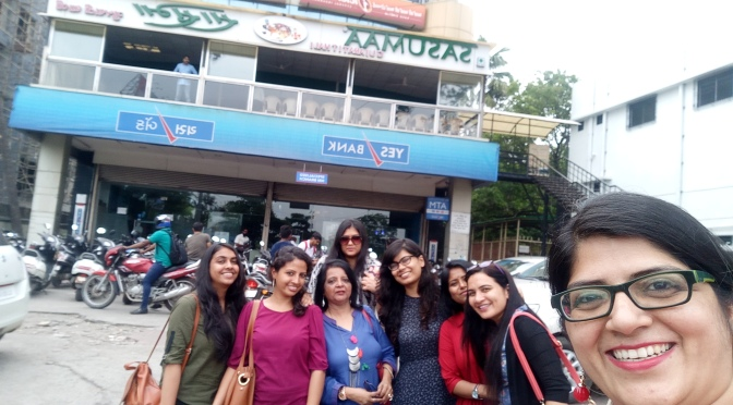 Sumptuous Gujarati Thali by SURAT's SAASUMAA!