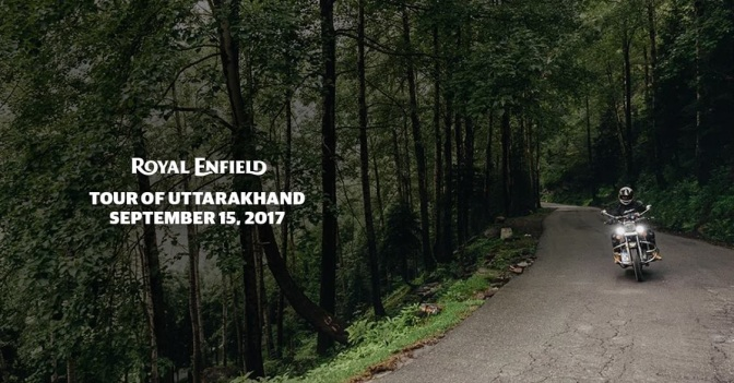 Royal Enfield embarks on its first ride to the Land of the Gods – Tour of Uttarakhand