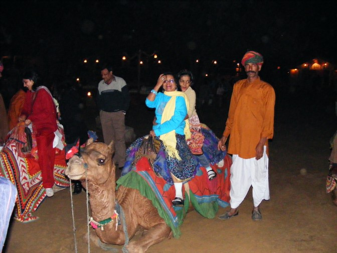 Glimpse of Rajasthan's rich culture at Chowki Dhaani, JAIPUR