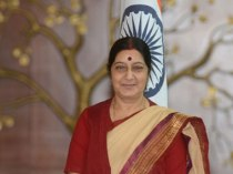 Sushma Swarajji, Minister of External Affairs