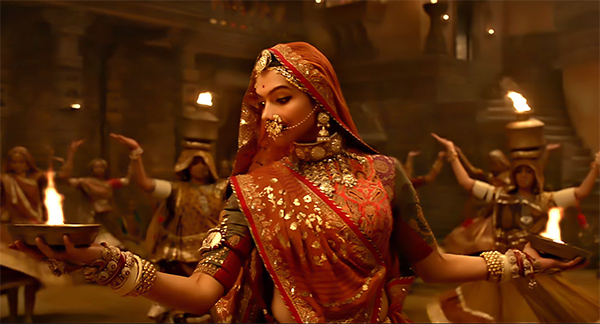 Fond memories of Ghoomar Dance then & Now Padmavati!