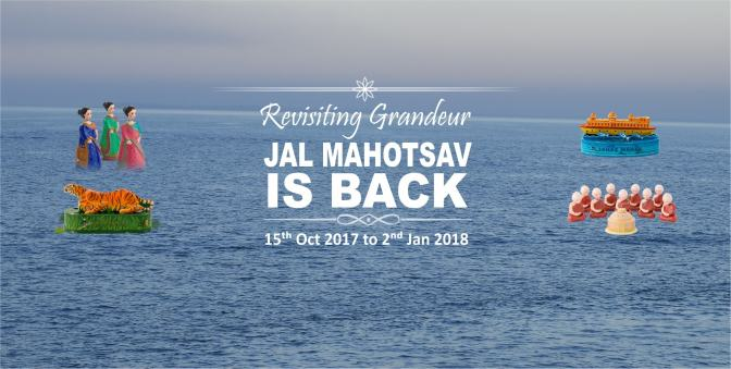 When an official meeting turned towards JAL MAHOTSAV!