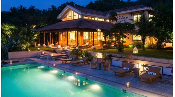 Summertime Villa, jewel in the GOA's Crown!