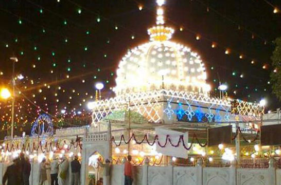 Ajmer: The abode of the holy shrine – Hazrat Khwaja Moinuddin Chisti