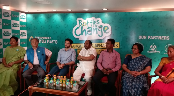 "World Environment Day celebrated ""Bisleri"" Style!"