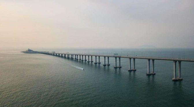 World's Longest Sea – Crossing Bridge Inaugurated