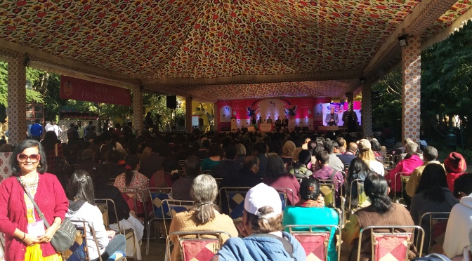 ZEE Jaipur Literary Fest 2020 – & I was part of Grandest Literary Show on Earth!