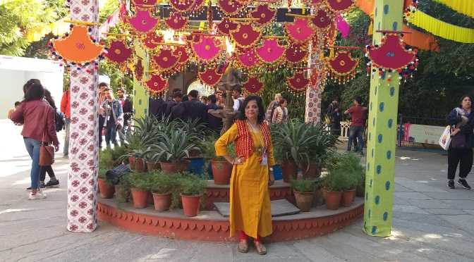 JLF, DAY 2: Impressive line up of literary events, stimulating talks!