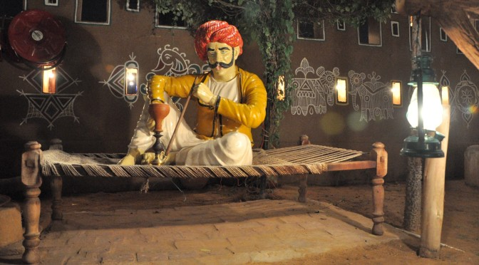 Shri Thal, Jaipur: A great place of everything Rajasthani, fun, food, peace, ambiance, music, hospitality!