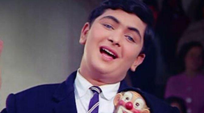 Mera Naam Joker: My first window to the world of Films!