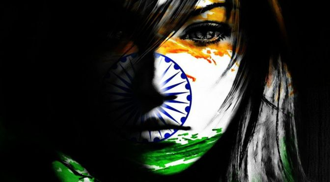 #BreakTheSilence if you are not Free in Free India!