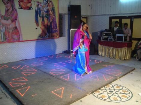 Aarti set for Ghoomar